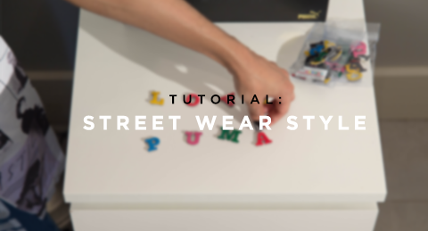 London Zhiloh - Street Wear Style Tutorial
