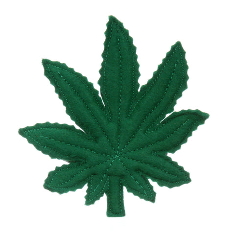 Cannabis sativa Pin (Green)