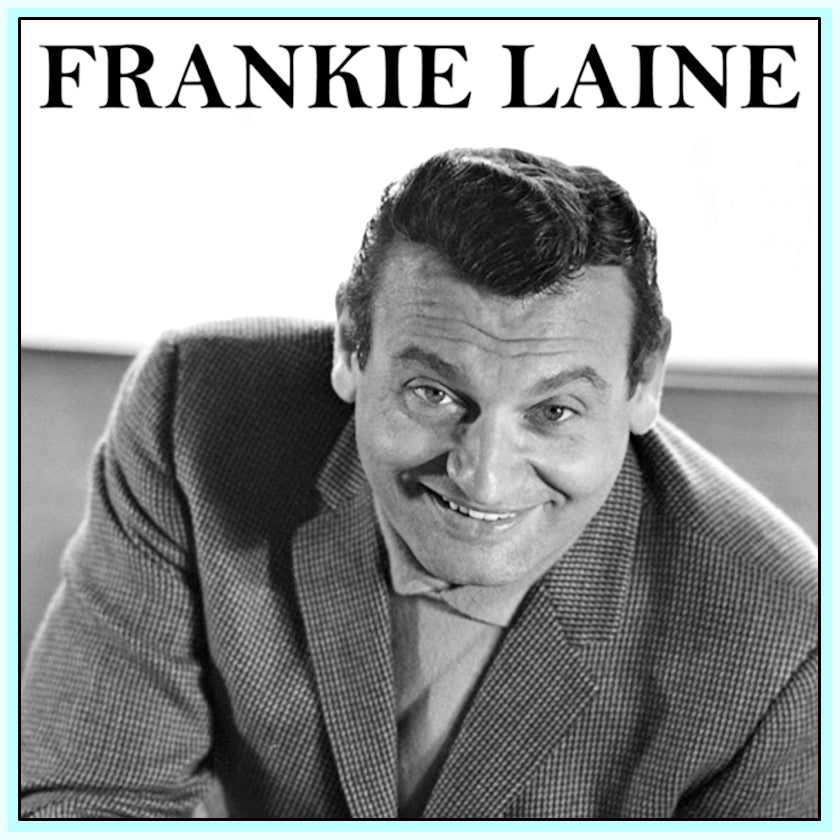 FRANKIE LAINE TIME - (1955) - NOT RECORDED OFF - TV - DVD