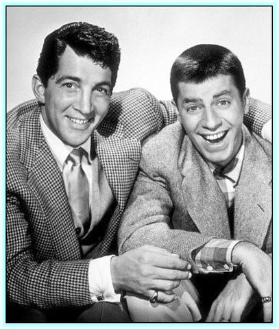 DEAN MARTIN & JERRY LEWIS COLGATE COMEDY HOUR COLLECTION - 28 SHOWS - 14 DVDS