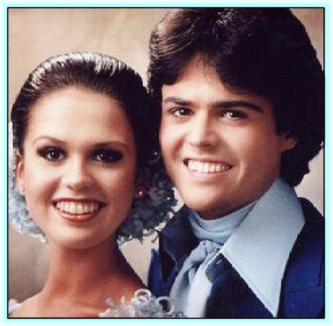 DONNY AND MARIE OSMOND SHOW - 1976 & THE DEAN MARTIN SHOW 1972 (COMPLETE)