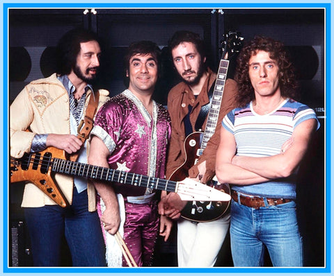 BIOGRAPHY - 1 DVD - THE WHO