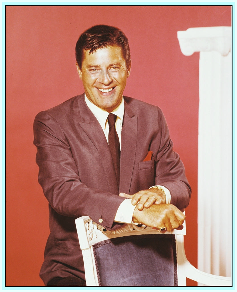 JERRY LEWIS - GALA EVENING - SFB - BIG BAND - 1976 - MONTREUX SWITZERLAND