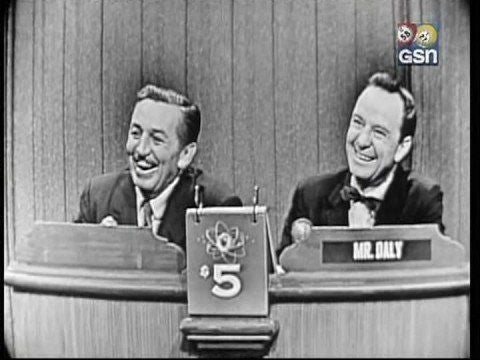 What's My Line? 11/01/1956 - 1 DVD