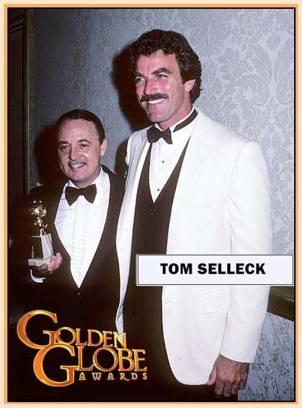 """39TH  ANNUAL GOLDEN GLOBE AWARDS - 1/30/82 - 1 DVD"""