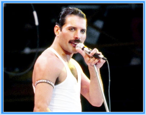 BIOGRAPHY - 1 DVD - FREDDIE MERCURY