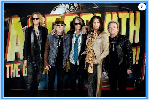 BIOGRAPHY - 1 DVD - AEROSMITH