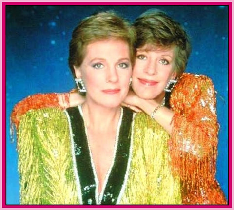 JULIE ANDREWS AND CAROL BURNETT-TOGETHER AGAIN 1987 DVD/DOWNLOAD