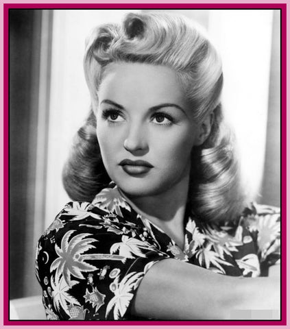 BETTY GRABLE RARE TV COLLECTION - 7 DVDS