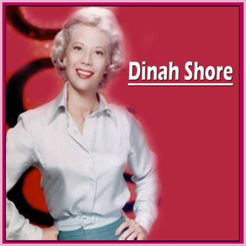DINAH SHORE SHOW - 1957 - JOEY BISHOP - DEAN MARTIN - RARE DVD