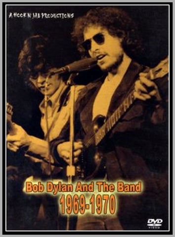 BOB DYLAN AND THE BAND - 1969 - 1970 - COLLECTION