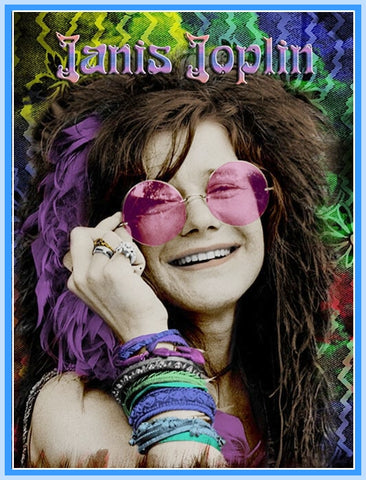 BIOGRAPHY COLLECTION - JANIS JOPLIN - DVD
