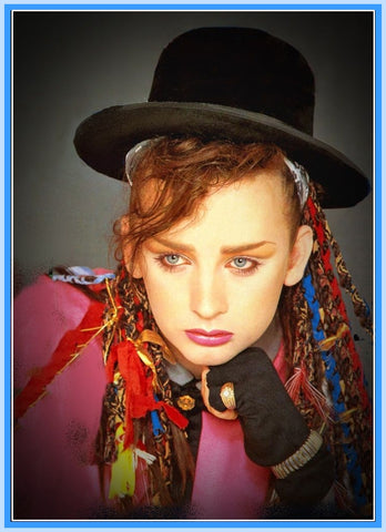 BIOGRAPHY - 1 DVD - BOY GEORGE