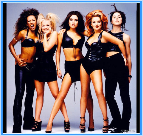 BIOGRAPHY - 1 DVD - SPICE GIRLS