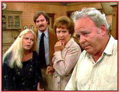 """ALL IN THE FAMILY PILOT - 1969"""
