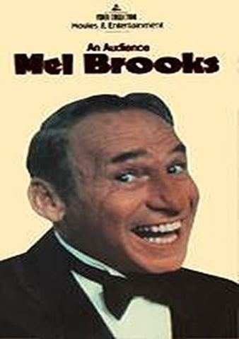 AN EVENING WITH MEL BROOKS - TV SPECIAL - MEL BROOKS, ANNE BANCROFT - DVD