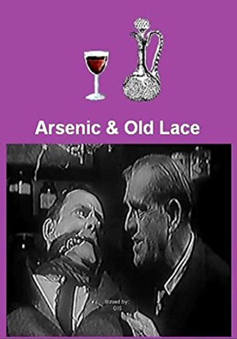 ARSENIC AND OLD LACE - 1962 - TV PRODUCTION - BORIS KARLOFF
