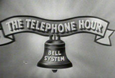 BELL TELEPHONE HOUR - FLORENCE HENDERSON & SHIRLEY JONES NBC 1964 - 1966