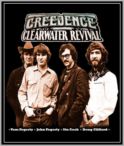 CREEDANCE CLEARWATER REVIVAL - 2 DVDS