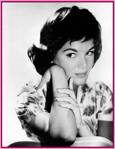 CONNIE FRANCIS - TV COLLECTION - 10 SHOWS/DVD'S