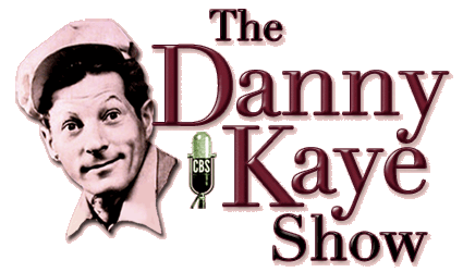 THE DANNY KAYE SHOWS - CHRISTMAS EPISODE! 12/25/1963