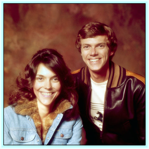 THE CARPENTERS COLLECTION - 5 DVDS - 8 SHOWS