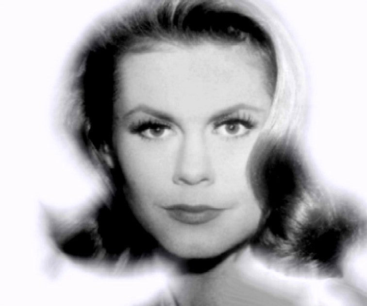 BIOGRAPHY OF ELIZABETH MONTGOMERY - 1 DVD