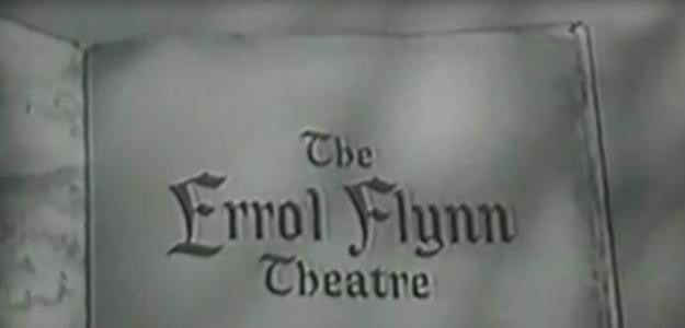 The Errol Flynn Theater - 1 DVD