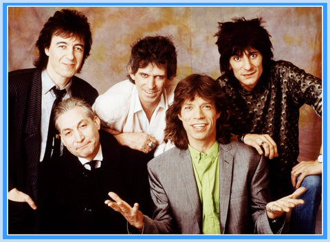 BIOGRAPHY - 1 DVD - THE ROLLING STONES