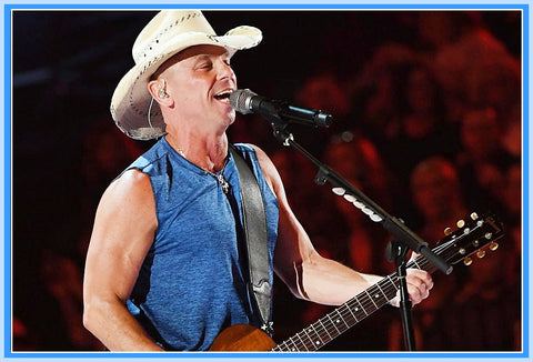 BIOGRAPHY - 1 DVD - KENNY CHESNEY