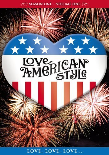 Love, American Style | Comedy, Romance | TV Series (1969–1974) 17 DVDS