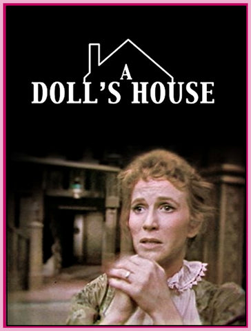 """A DOLL'S HOUSE - 1959"" - JULIE HARRIS - CHRISTOPHER PLUMMER - DVD"