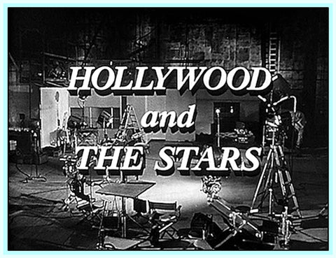 HOLLYWOOD AND THE STARS - DVD