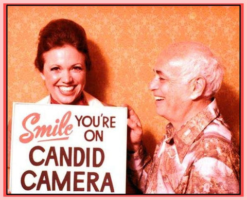 """CANDID CAMERA - 35TH BIRTHDAY - 1983"" - TV MOVIE - DVD"