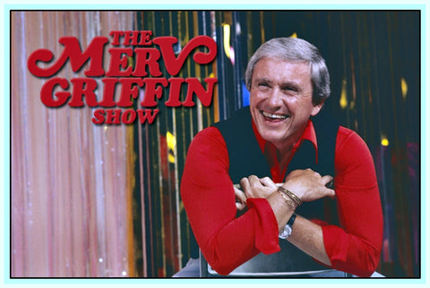 MERV GRIFFIN SHOW - 4/21/66 - 5 GUESTS - 1 DVD