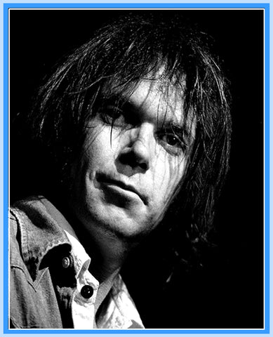 BIOGRAPHY - 1 DVD - NEIL YOUNG