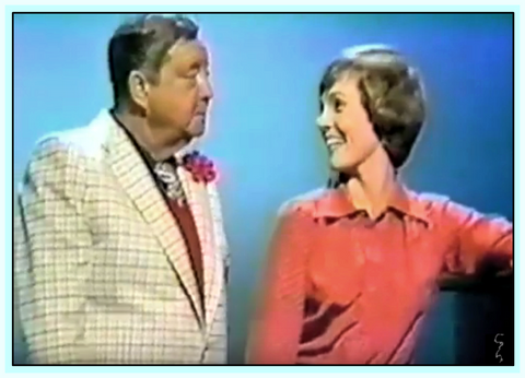 HOW SWEET IT IS - 1974: JULIE ANDREWS & JACKIE GLEASON