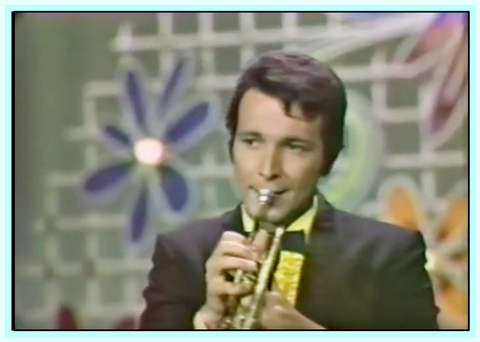 THE HOLLYWOOD PALACE - HOSTED BY - FRED ASTAIRE - HERB ALPERT - APRIL 1966