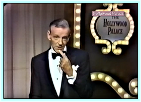 THE HOLLYWOOD PALACE - FRED ASTAIRE - 10/02/65 - MARGOT FONTEYN