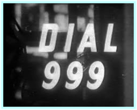 DIAL 999 - TV SERIES - 2 DVDS