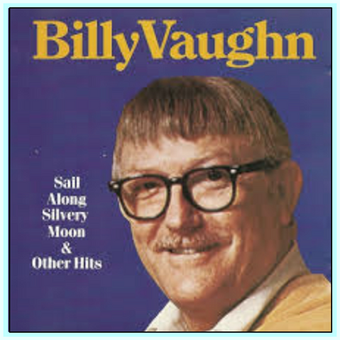 BILLY VAUGHN AND HIS ORCHESTRA - 1 DVD