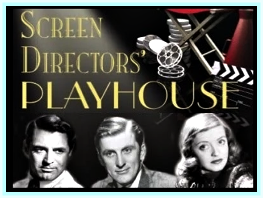 SCREEN DIRECTORS PLAYHOUSE COLLECTION - 6 DVDS