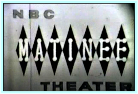 MATINEE THEATER - (1950's LIVE - TV - DRAMA) - DVD