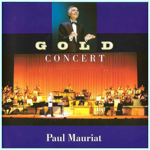PAUL MAURIAT - GOLD CONCERT - DVD
