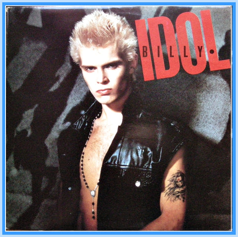 BIOGRAPHY - 1 DVD - BILLY IDOL