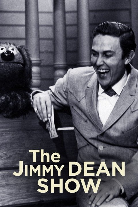 THE JIMMY DEAN SHOW COLLECTION - 1964 - 5 DVDS
