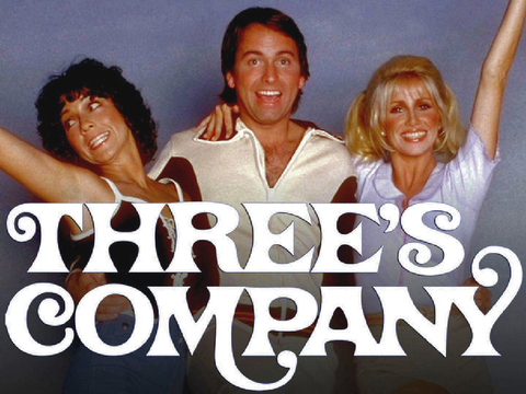 E! True Hollywood Story: Three's Company - 1 DVD