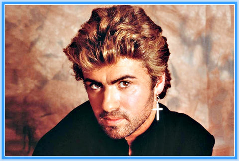 BIOGRAPHY - 1 DVD - GEORGE MICHAEL