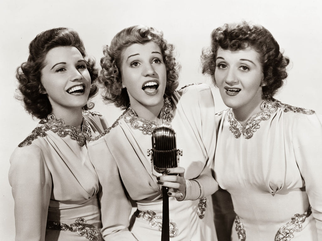 LEGENDS COLLECTION - ANDREWS SISTERS - DISC 06