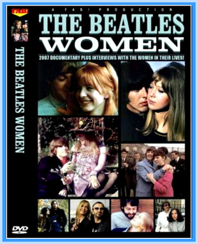 BIOGRAPHY - 1 DVD - BEATLES WOMEN